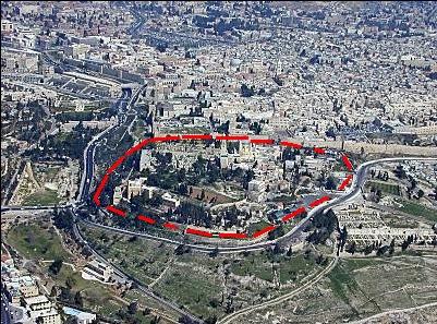 Ancient Jerusalem - First Century Jerusalem